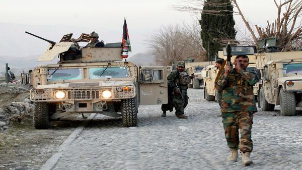 هشدار طالبان به اردوغان