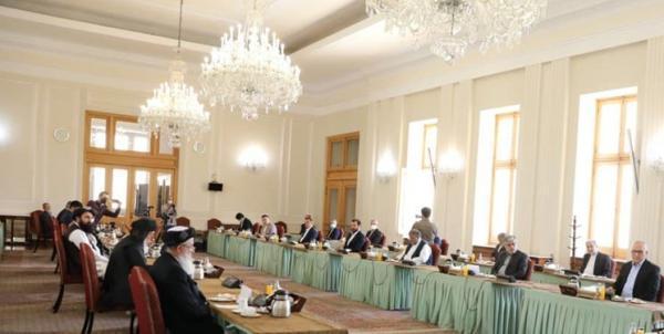 گفت وگوهای بین الافغانی در تهران امروز هم در جریان است
