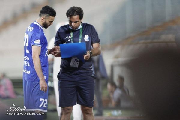 صالح مصطفوی: بازیکنان استقلال انسانهای شریفی هستند