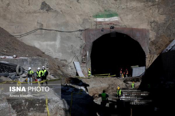 تونل البرز در آستانه افتتاح، کاهش 40 دقیقه ای زمان سفر به شمال