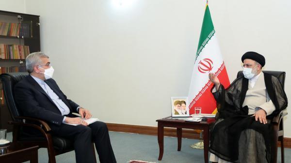 ابراهیم رئیسی از وزیر نیرو گزارش خواست